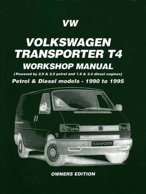 Workshop Manual Vw T5 Transporter