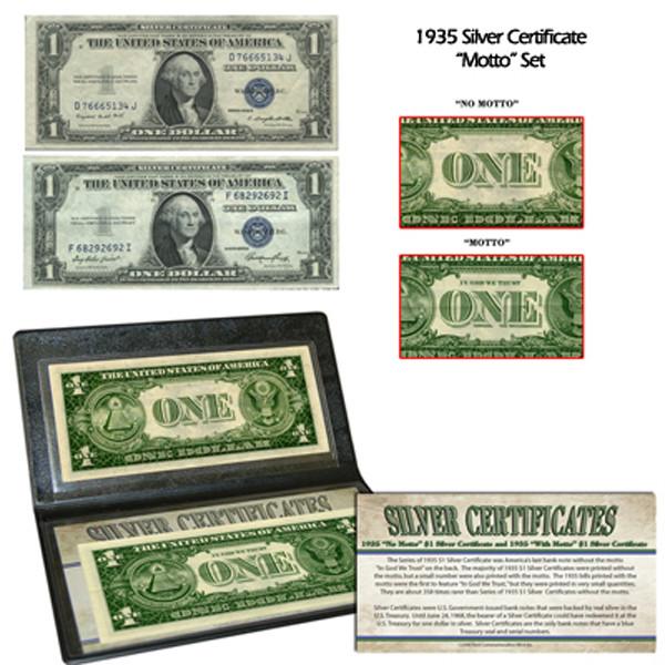 1935 Silver Certificate