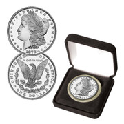 1878 S Mint Morgan Silver Dollar