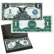 "Famous ""Black Eagle"" Silver Certificate"
