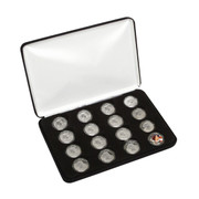 Complete 16-Coin Susan B. Anthony Collection