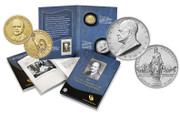 2015 Eisenhower Coin and Chronicles Set