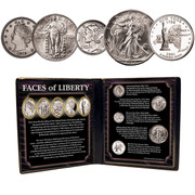 Faces of Liberty Collection