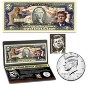 John F. Kennedy Coin and Currency Collection