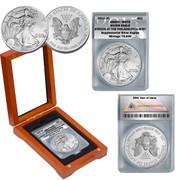 2015 MS70 Philadelphia P Mint American Silver Eagle