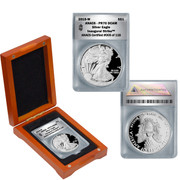 2019-W Proof American Silver Eagle PR70