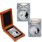 2019-S Silver American Proof Eagle PR70 (special Inaugural Strike edition size of 148)
