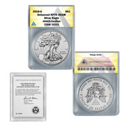 2019-S Enhanced Reverse Proof American Silver Eagle RP70