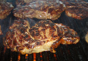 Large Cut Rib Eye Steaks (Box of 8)