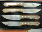 Steak Knives Gift Box Set