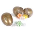 Bulk 100 PCS Gold Easter Eggs 1863GOLD