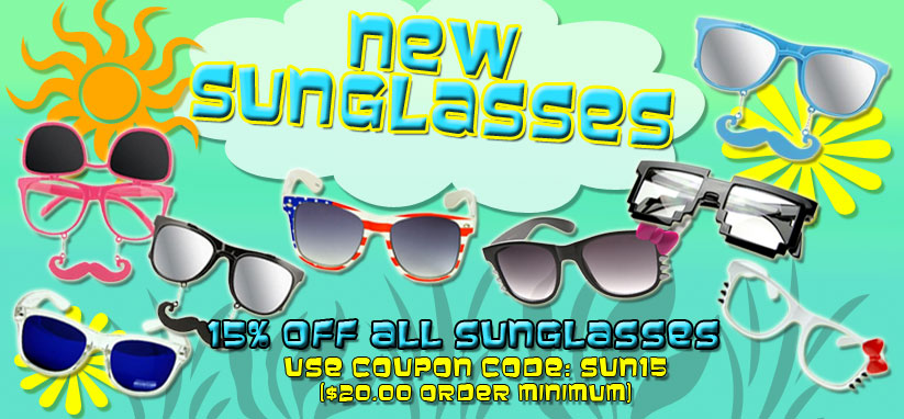 Custom Sunglasses Bulk