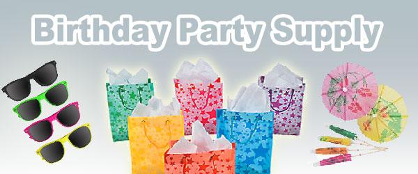 Cheap Party Supplies