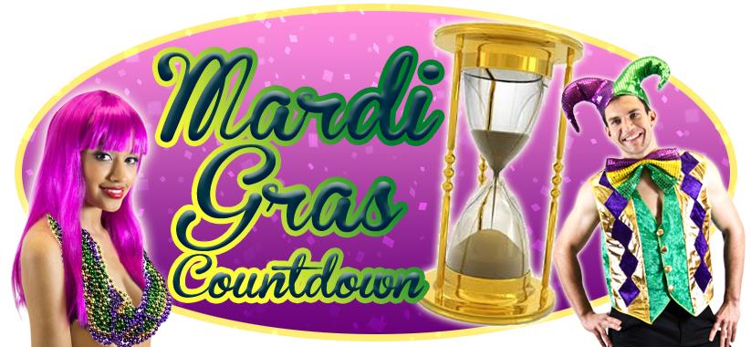 Mardi Gras Supplies Bulk