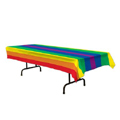 Rainbow Tablecover Gay Pride Tablecloth 3897