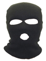 Wholesale Ski Masks 12 PACK Three Hole Knit