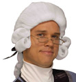 Colonial Man Wig 6068