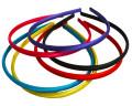 80's Headbands Mix Colors Headbands 6670