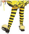 Bumblebee Tights Child Size 8005