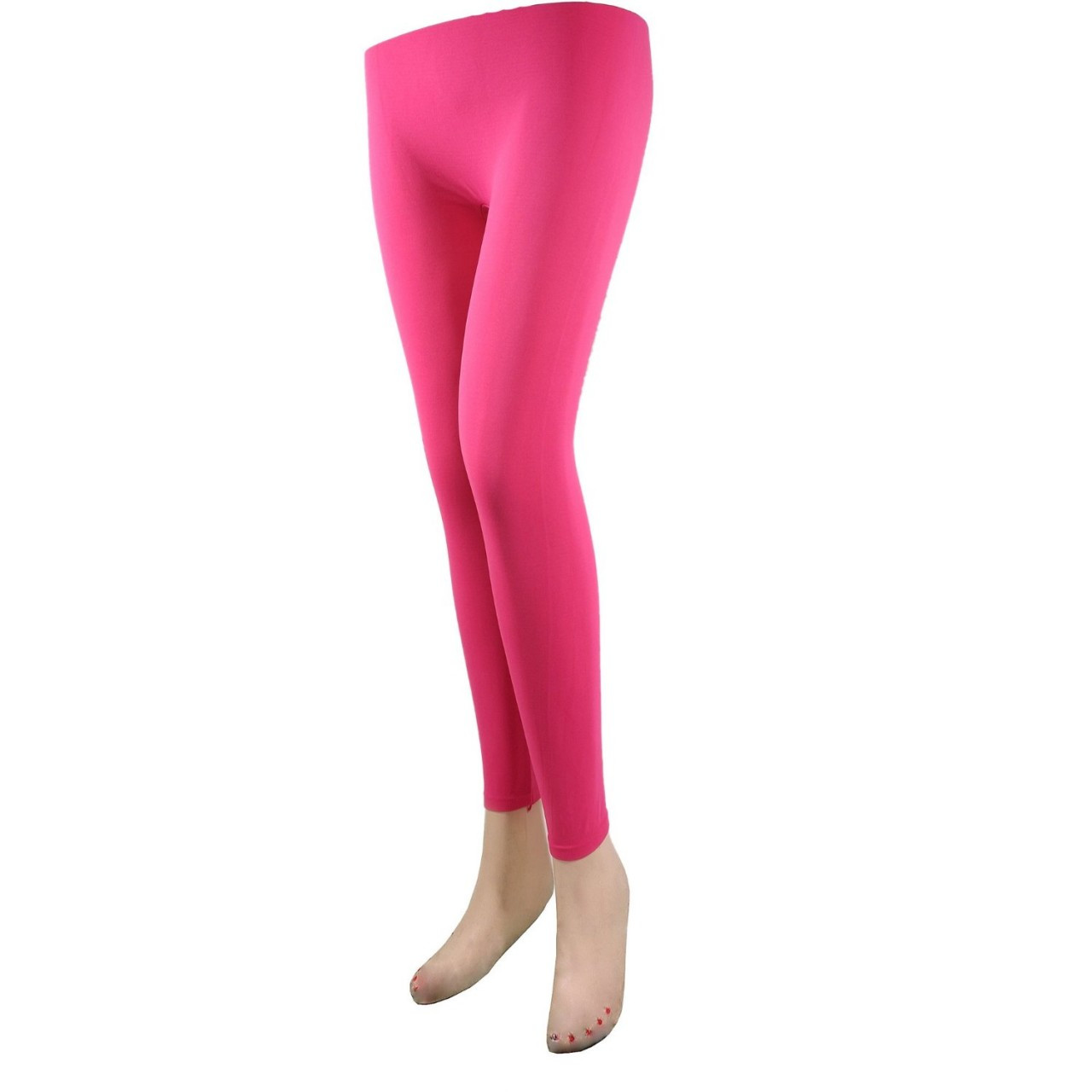 83c951d66ca72 Hot Pink Footless Tights 8096. Price: $4.00. Image 1. Larger / More Photos