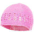 Kufi Crochet Beanies Light Pink 1475