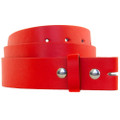 Red Belt For Buckle 2380-2383