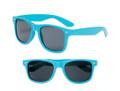 Turquiose Blue Sunglasses Wayfarer Adult Size 1057