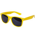 Yellow Sunglasses Wayfarer  Adult 1059