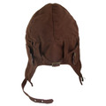 Aviator Hat Brown Deluxe 1347