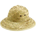 Jungle Straw Pith Hat 12 PACK 1432
