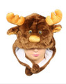 Crazy Moose Hat 1541