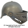 Child Knight Helmet Deluxe 1552