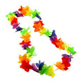 Flower Lei Mix Colors 12 PACK 1839