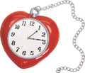 Heart Tinman Clock 1726