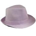 Classic Lilac Fedora Hat 1322