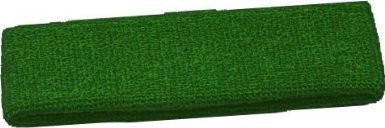 Green Terry Cool Headbands 3090