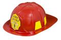 Fireman Hat Bulk | Adult Hard Helmet Deluxe 5954