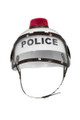 Police Helmet with Light 5955