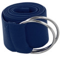 Strech Belt D-Ring Navy 2700
