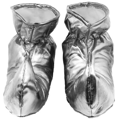 Silver Elf Shoes