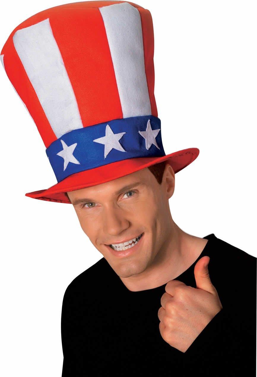 Jumbo Patriotic Hats  cb791d49bcbb
