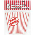 Popcorn Boxes (8 count) 3800