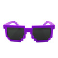 Pixel Sunglasses Purple 7313