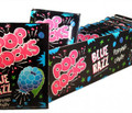 Pop Rocks Candy Blue Razzberry Bulk 24 Count 11004