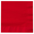 "Red Party Napkins 10"" 50 Pack 3863"