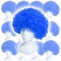Blue Costume Afro Wig 12 PACK 6017D