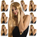 Blonde 24 Inch Wicked Straight Wig 12 PACK  6024D