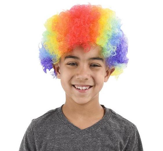 Clown Wigs Wholesale  7edd6e4c8