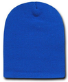 Beanie Short Hat Royal Blue Hat 5739