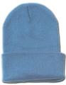Long Beanie Hat Sky Blue 5768